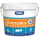 Краска TEKS Универсал для потолка 25кг