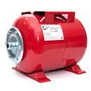 Бак расширительный для отопления Eterna H019 (горизонтальный красный)