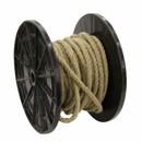 Веревка джутовая 20 мм (бухта 110 м)