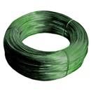Проволока зеленая с полимерным покрытием, 50 м