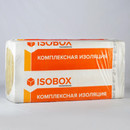 Утеплитель ИЗОБОКС Вент Ультра 1200х600х50 мм 6 штук в упаковке