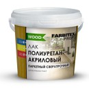 Лак паркетный полиуретанакриловый глянцевый (3 л) FARBITEX ПРОФИ WOOD
