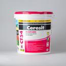 Краска фасадная водно-дисперсионная силикатная Ceresit CT54, 15л