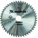 Пильный диск по дереву, 190 х 30мм, 24 зуба Matrix Professional 73217