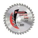 Пильный диск по дереву, 190 х 30мм, 36 зубьев Matrix Professional 73286