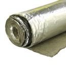 Материал огнезащитный МБОР 5Ф 10000x1000x5 мм, фольгированный