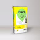 Шпаклевка финишная полимерная Weber.Vetonit LR polymer белая 20 кг