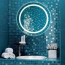 Зеркало Comforty Круг 60 светодиодное