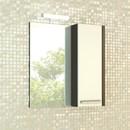 Зеркальный шкаф Comforty Барселона 70 венге