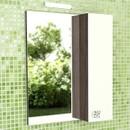 Зеркальный шкаф Comforty Рио 60 дуб солсбери