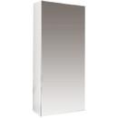 Зеркальный шкаф Comforty Диана 50 белый