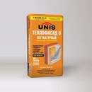 Штукатурка для армирования UNIS Теплофасад S 25 кг