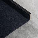 Плинтус для ковролина KORNER Listwa 109 черный 2,5м