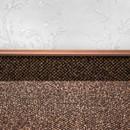 Плинтус для ковролина KORNER Listwa 105 темно-коричневый 2,5м