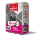 Клей для плитки Rezolit Classic усиленный, 25 кг