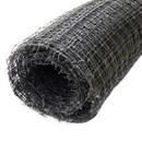 Сетка армирующая полипропиленовая СТРЭН С4 45х45 д/кладки и стяжки, 50м2, ширина 2м