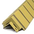 Угол наружный FineBer Кирпич облицовочный цвет желтый