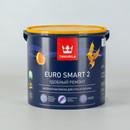 Краска Tikkurila Euro Smart 2 для потолков 2.7л