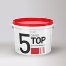 Шпатлевка финишная DanoGIPS Dano Top 5 10 л/165 кг