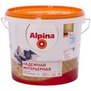 Краска Alpina надежная интерьерная 5л