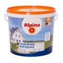 Краска Alpina надежная фасадная 10л