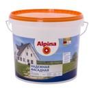 Краска Alpina надежная фасадная 5л