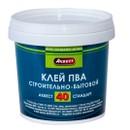 Клей ПВА строительный Аквест-40 1 кг
