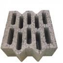 Керамзитоблок М-50 390х390х188 мм пазогребневый