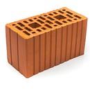 Блок керамический Thermo+ (46% пуст) М100-150 2,1НФ 250х120х140 мм