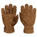 Перчатки Truper рабочие, двойное усилие на ладонях, манжета на резинке 14289
