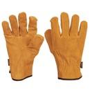 Перчатки Truper рабочие, кожа 14240