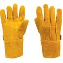 Перчатки Truper рабочие, удлиненные манжеты, комфортная подкладка 14241