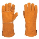 Перчатки Truper сварщика GU-SOL 15246
