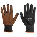 Перчатки Truper универсальные из полиэстра с покрытием из поливинилхлорида 12651