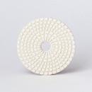 Круг алмазный гибкий шлифовальный Черепашка 100 мм, P1500 мокрое шлифование