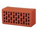 Кирпич облицовочный пустотелый полуторный М-150, Красный, КС-Керамик