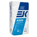 Шпатлевка гипсовая финишная белая ЕК К200, 20 кг