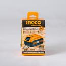 Аккумулятор INGCO FBLI2002, 20В, Li-Ion, 4Ah, индикатор заряда