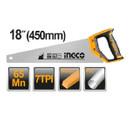 Ножовка по дереву INGCO HHAS08450, 450 мм