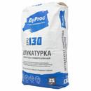 Штукатурка цементная ByProc ZPU-130, 25 кг