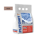 Затирка для плитки Плитонит Colorit какао, 2кг