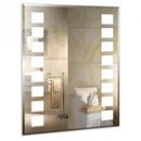 Зеркало MIXLINE Сафари 600x800 светодиодная подсветка, фацет