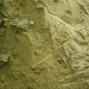 Песок серо-зеленый навал