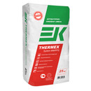 Штукатурно-клеевая смесь ЕК THERMEX System MW/PPS, 25 кг