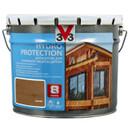 Антисептик для дерева Hydro Protection Каштан, 9л