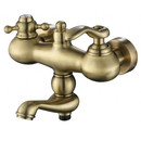 Смеситель для ванны Kaiser Logo 47722-1Br Bronze