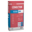 Клей плиточный (C0) Стандарт CONECTOR HOME 04, 25 кг