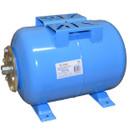 Бак расширительный для водоснабжения горизонтальный WT-80LH TAEN (синий)