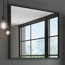 """Зеркало COMFORTY """"Бредфорд-90"""", черный (4147988)"""