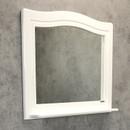 """Зеркало COMFORTY """"Павия-100"""", белый глянец (4147994)"""